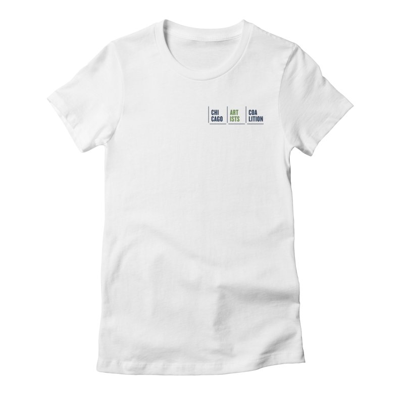 CAC logo horizontal Women's T-Shirt by Shop CAC