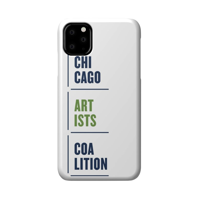 CAC logo Vertical Accessories Phone Case by Shop CAC
