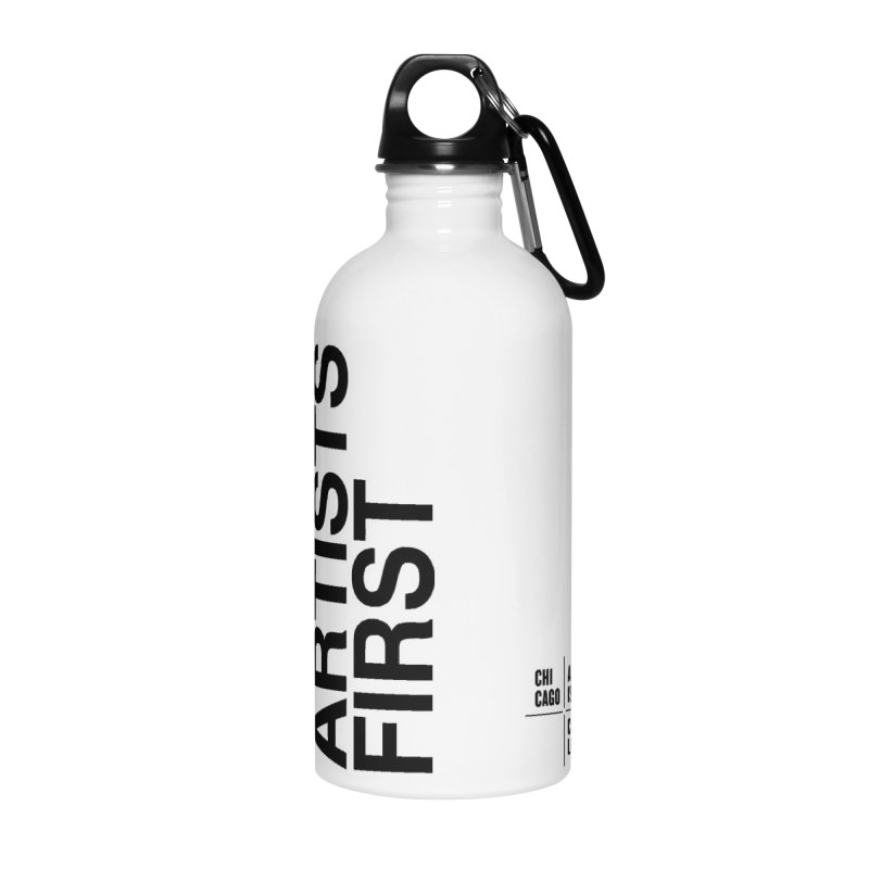 Artists First Water bottle Accessories Water Bottle by Shop CAC