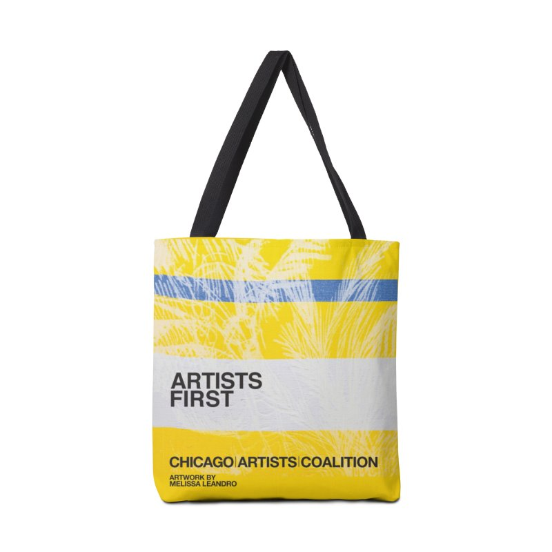Artists First Tote Accessories Bag by Shop CAC