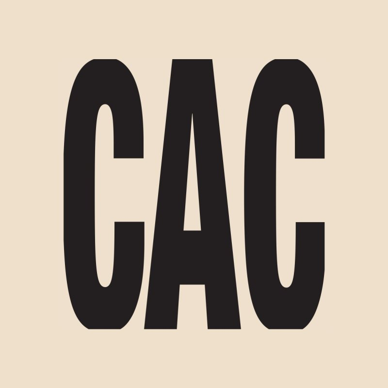 CAC Tote by Shop CAC