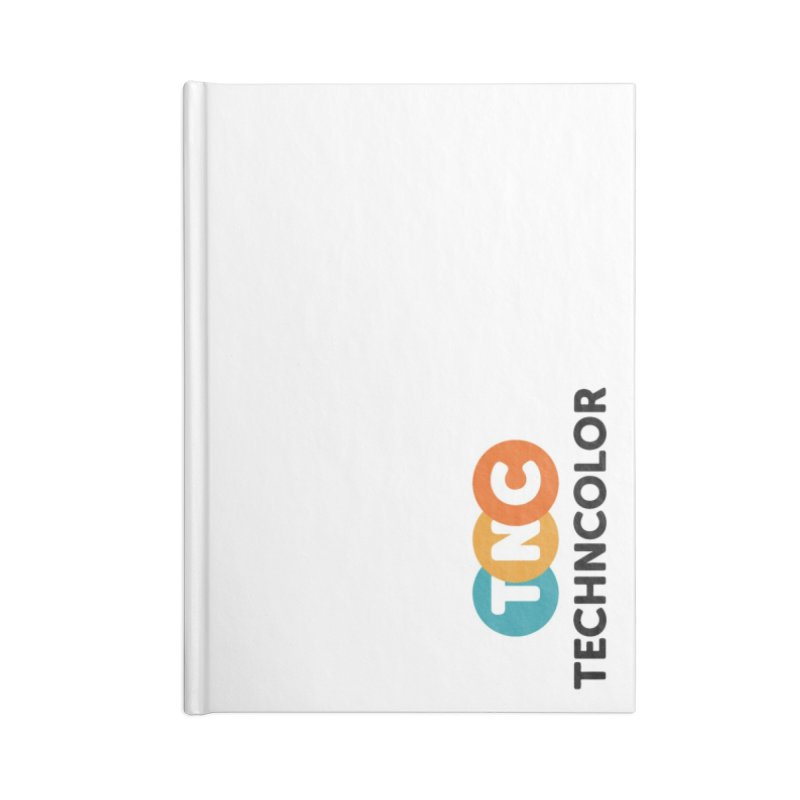 TNC Accessories Lined Journal Notebook by TECHNCOLOR