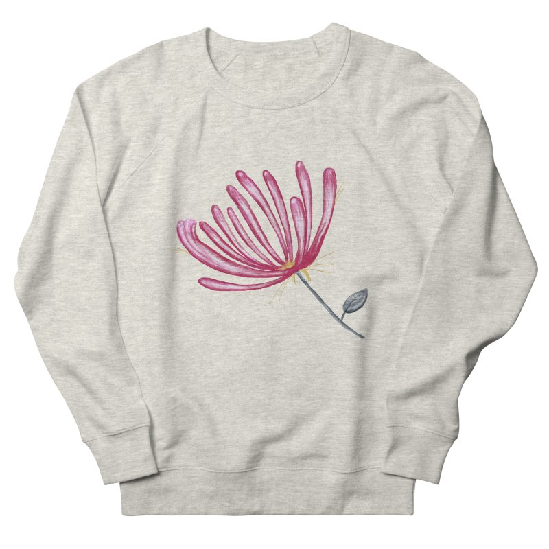 flower Men's Sweatshirt by Sigart's Shop