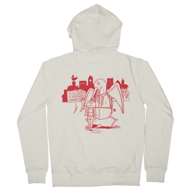 The night out (RED) Women's Zip-Up Hoody by Sigart's Shop