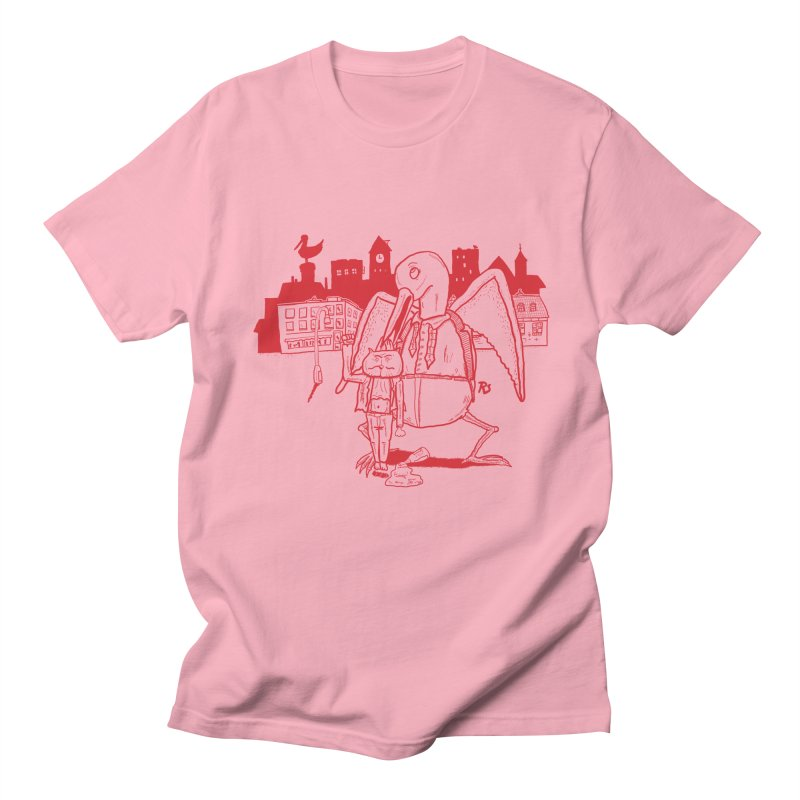 The night out (RED) Men's T-Shirt by Sigart's Shop