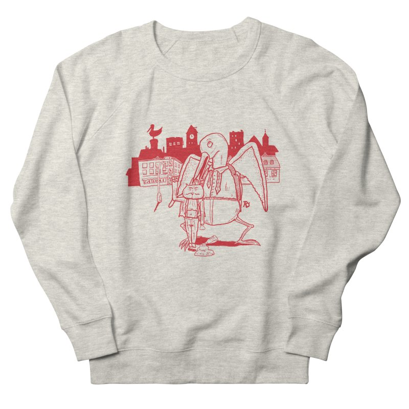 The night out (RED) Men's Sweatshirt by Sigart's Shop