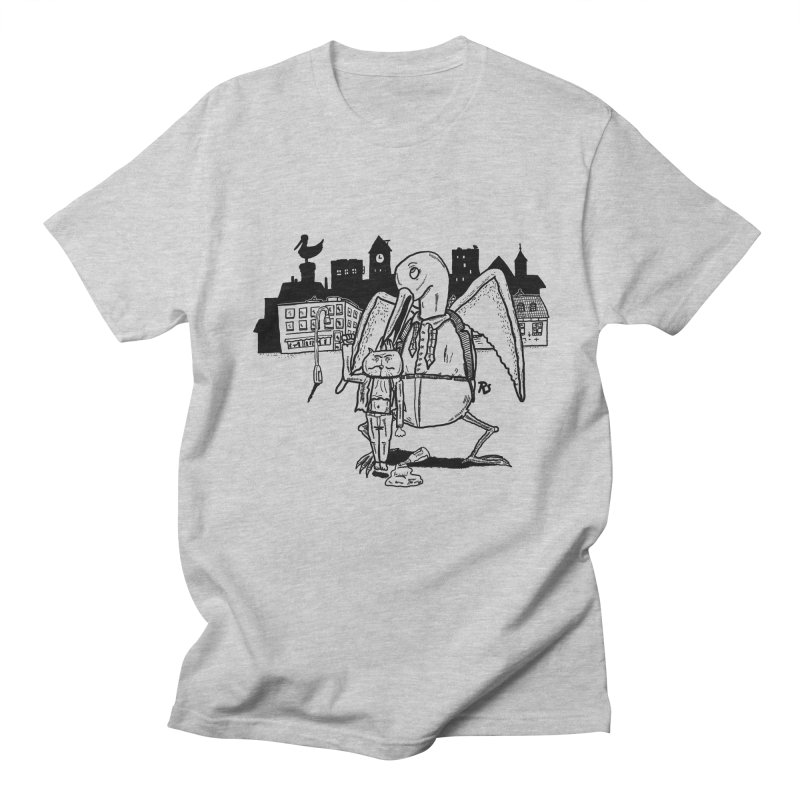 The Night out (Black) Men's T-Shirt by Sigart's Shop