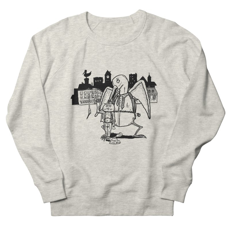 The Night out (Black) Men's Sweatshirt by Sigart's Shop