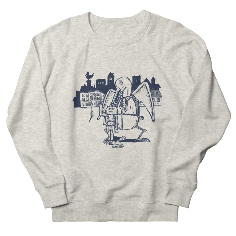 The Night out (BLUE) Men's Sweatshirt by Sigart's Shop