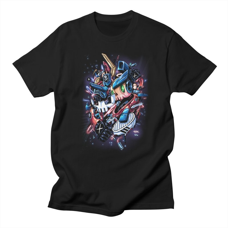 TEQ 63  Quiccs X Sig Men's T-Shirt by Sigmund Torre
