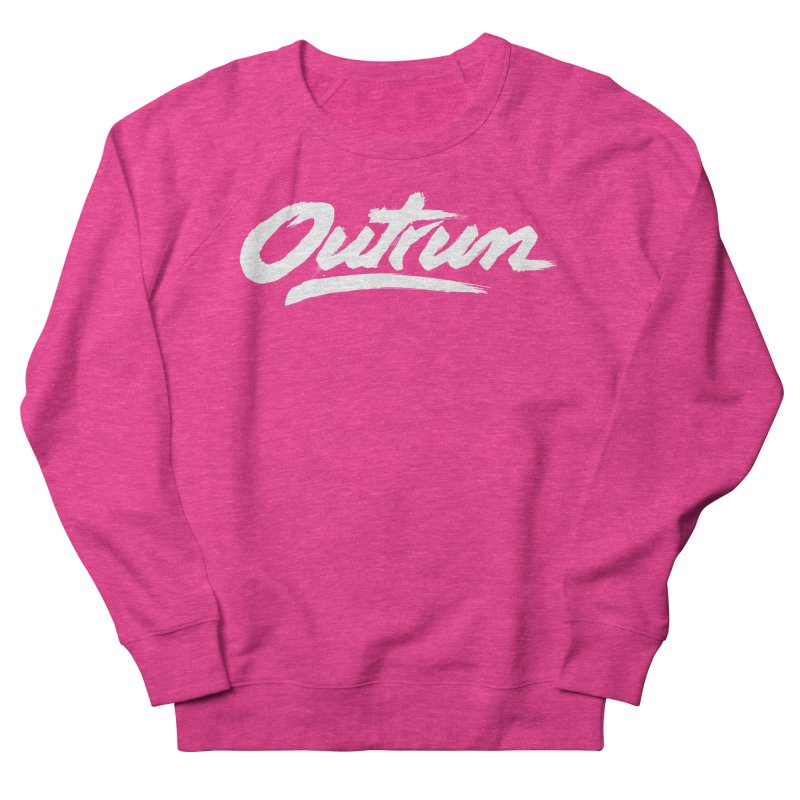 Outrun Women's Sweatshirt by Signalnoise Threadless Store