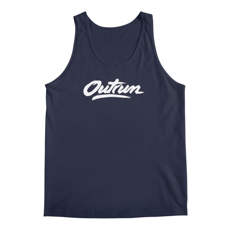 Outrun Men's Tank by Signalnoise Threadless Store