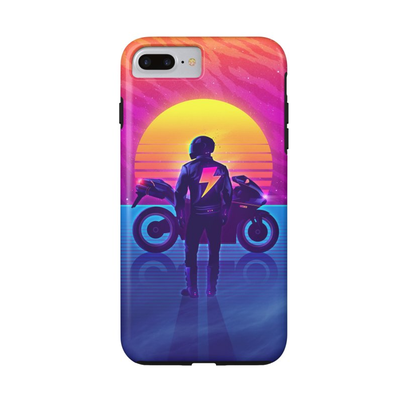 The Rider Accessories Phone Case by Signalnoise Threadless Store