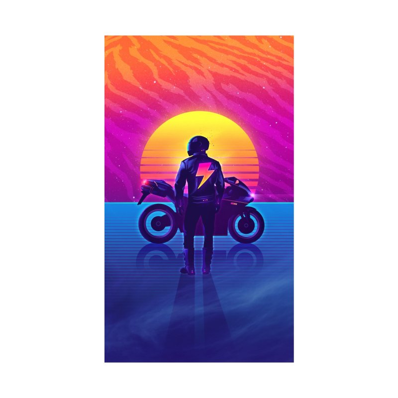 The Rider by Signalnoise Threadless Store