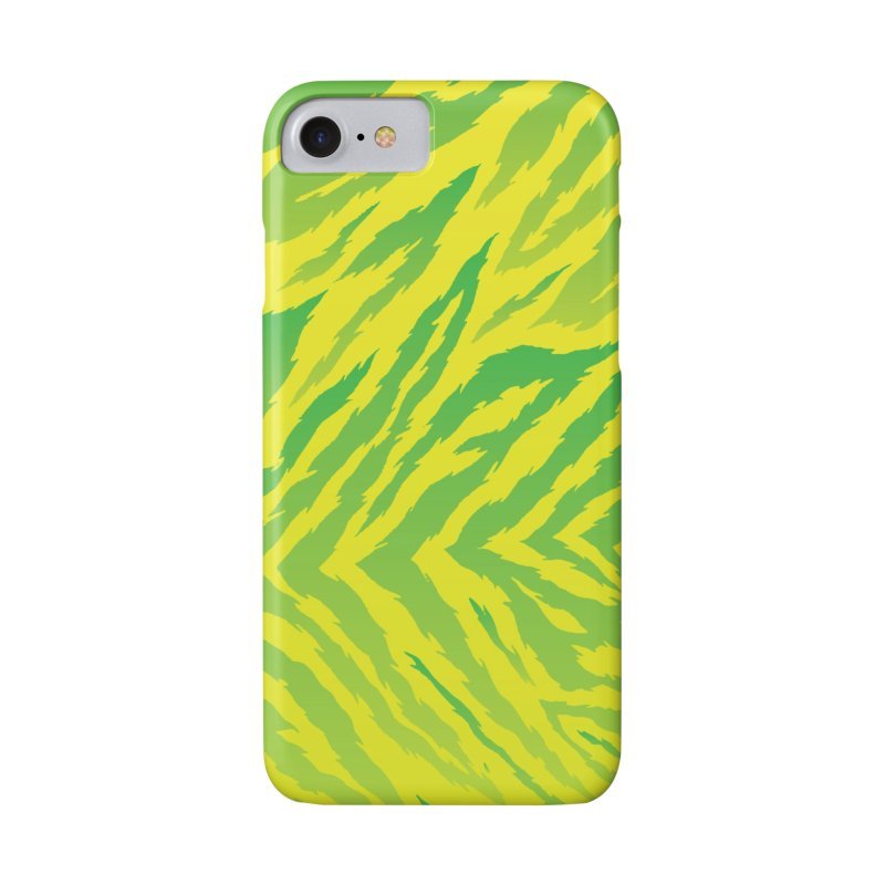 SN Zebra: Green Accessories Phone Case by Signalnoise Threadless Store