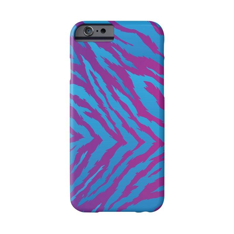 SN Zebra: Purple Accessories Phone Case by Signalnoise Threadless Store