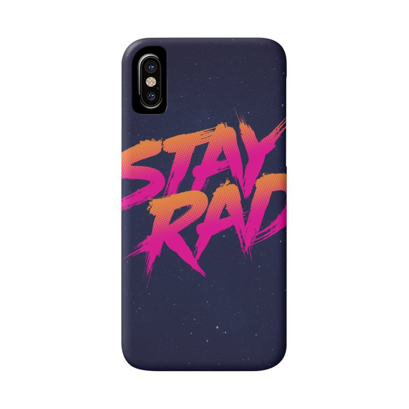 Stay Rad Accessories Phone Case by Signalnoise Threadless Store