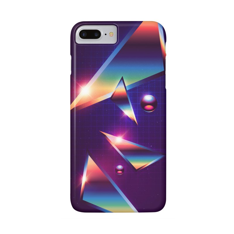 Neo-Chrome Accessories Phone Case by Signalnoise Threadless Store
