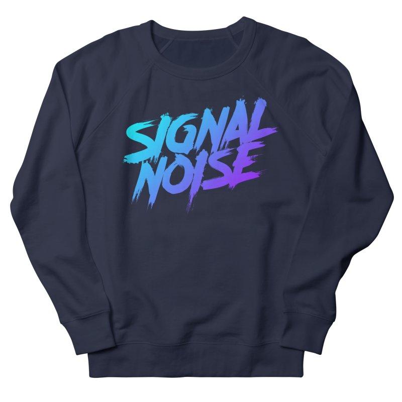 Signalnoise Rocker Blue Women's Sweatshirt by Signalnoise Threadless Store