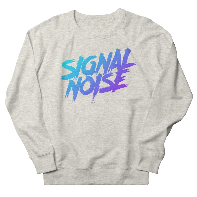 Signalnoise Rocker Blue Women's Sweatshirt by Signalnoise Threadless Store