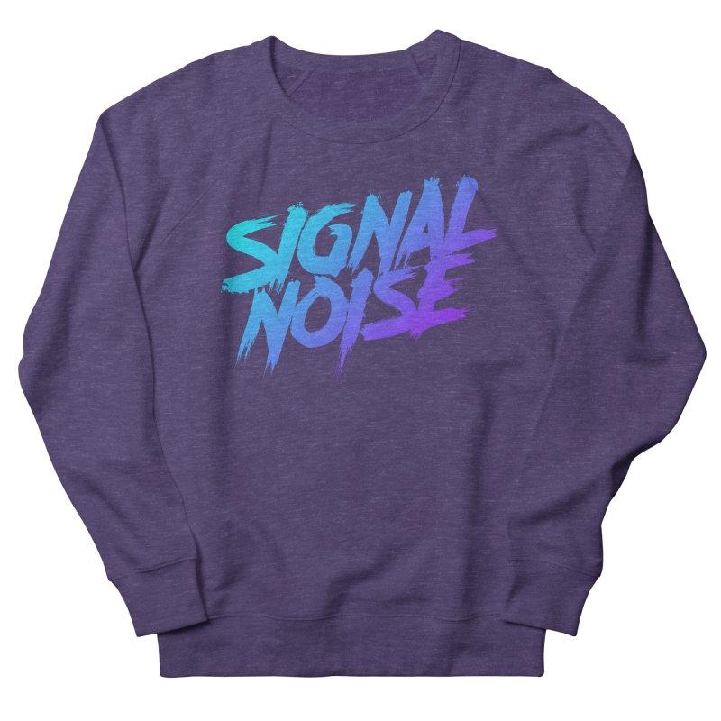 Signalnoise Rocker Blue Men's Sweatshirt by Signalnoise Threadless Store