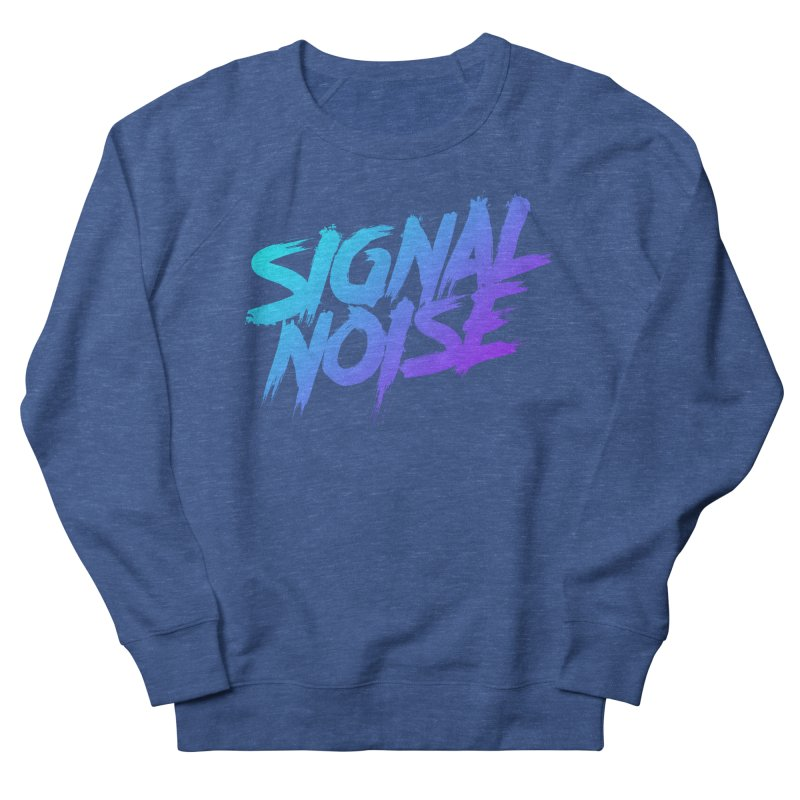 Signalnoise Rocker Blue Men's Sweatshirt by Signalnoise Threadless Store
