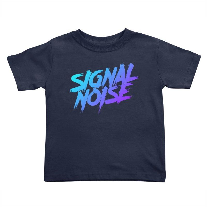 Signalnoise Rocker Blue   by Signalnoise Threadless Store