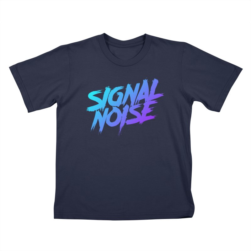 Signalnoise Rocker Blue Kids by Signalnoise Threadless Store