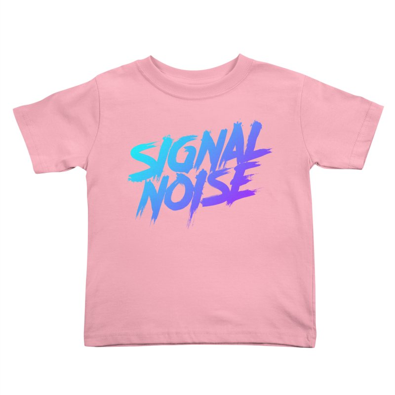 Signalnoise Rocker Blue Kids by Signalnoise Threadless Store