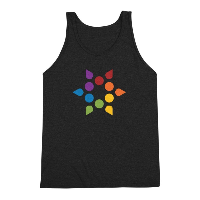 Signalnoise Classic Men's Triblend Tank by Signalnoise Threadless Store