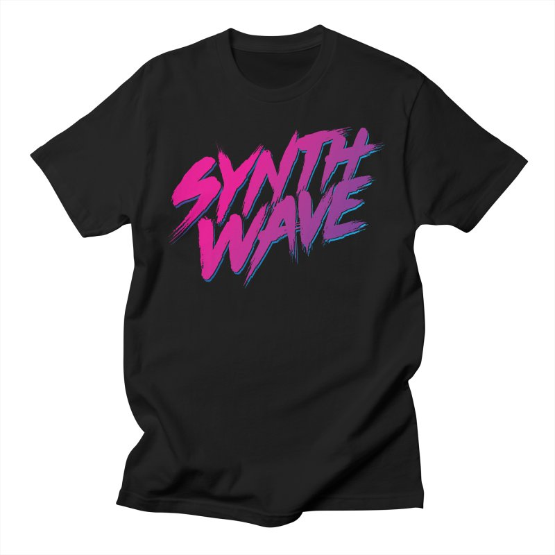 Synthwave Forever Men's T-Shirt by Signalnoise Threadless Store
