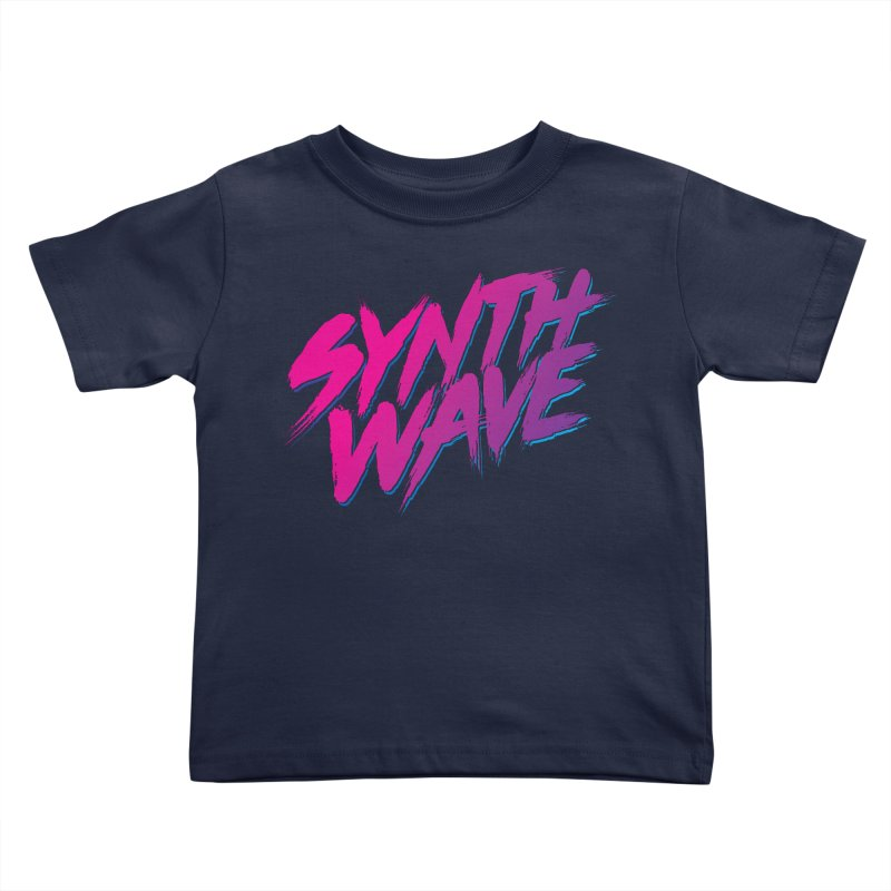 Synthwave Forever Kids by Signalnoise Threadless Store