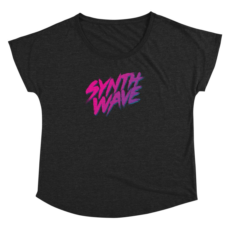 Synthwave Forever Women's Dolman by Signalnoise Threadless Store