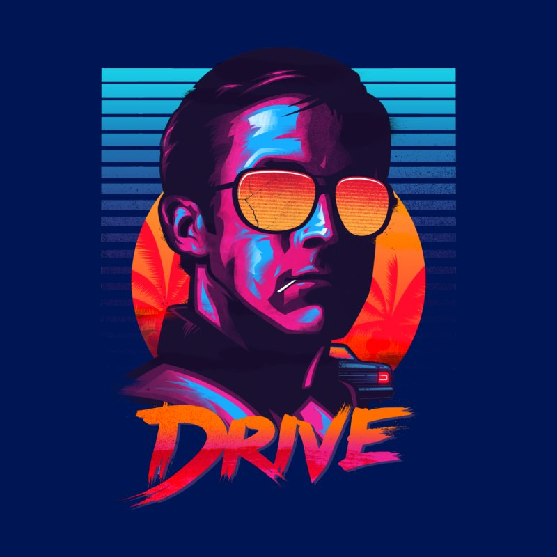 Drive Men's T-Shirt by Signalnoise Threadless Store