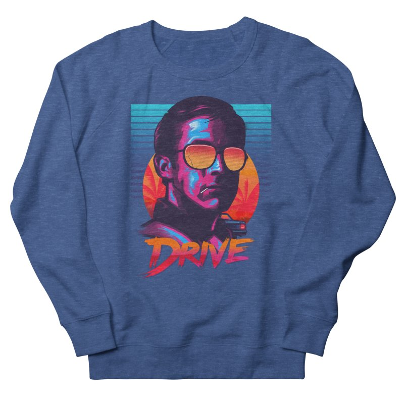 Drive Men's Sweatshirt by Signalnoise Threadless Store