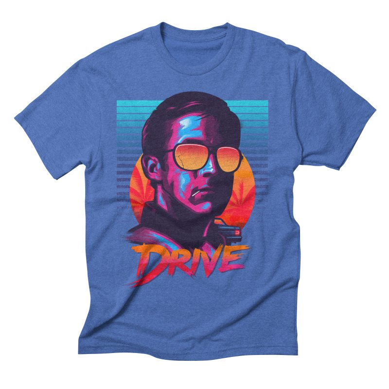 Drive Men's Triblend T-shirt by Signalnoise Threadless Store