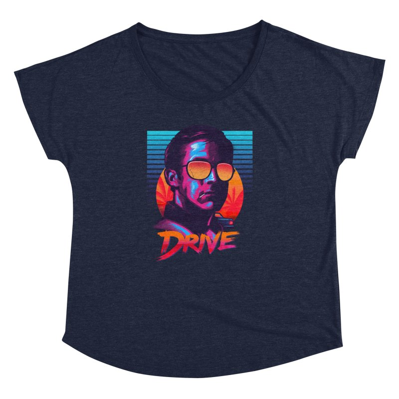 Drive Women's Dolman by Signalnoise Threadless Store