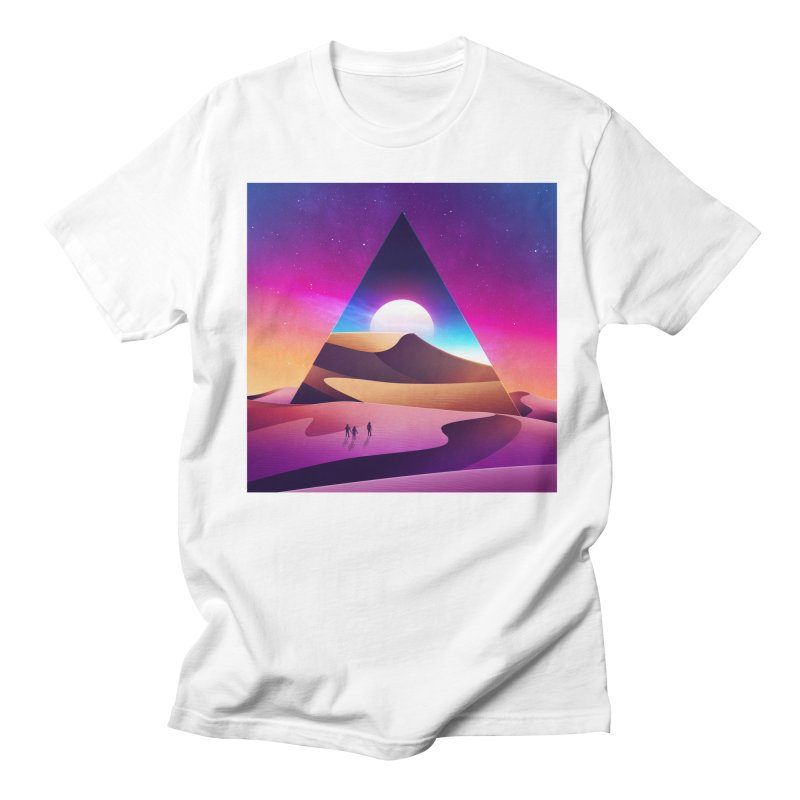 NeoWave: Otherwhere Men's T-shirt by Signalnoise Threadless Store