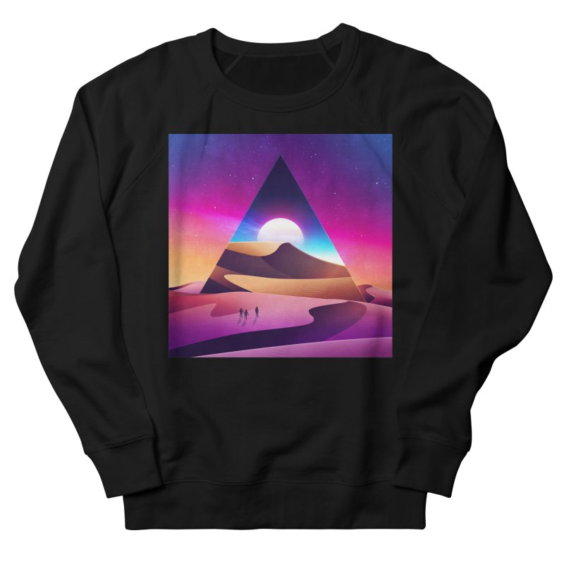 NeoWave: Otherwhere Women's Sweatshirt by Signalnoise Threadless Store