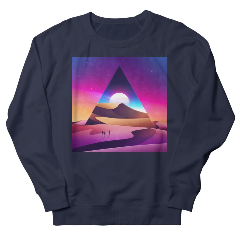 NeoWave: Otherwhere Men's French Terry Sweatshirt by Signalnoise Threadless Store