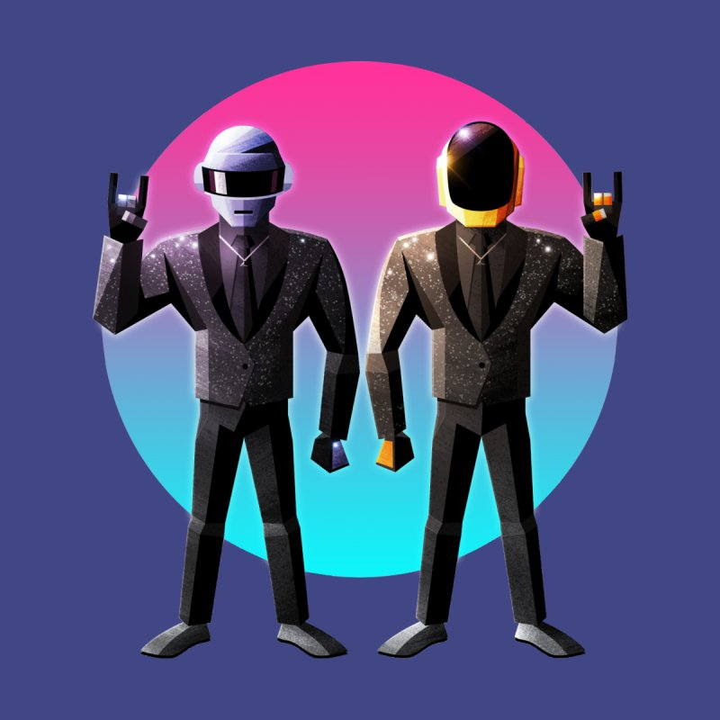 Robot Rock Men's T-Shirt by Signalnoise Threadless Store