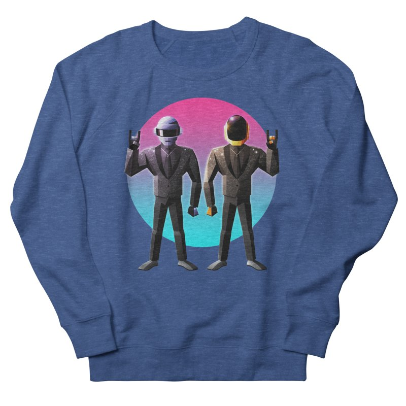 Robot Rock Men's Sweatshirt by Signalnoise Threadless Store