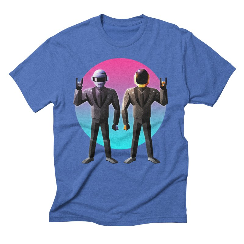 Robot Rock Men's Triblend T-Shirt by Signalnoise Threadless Store