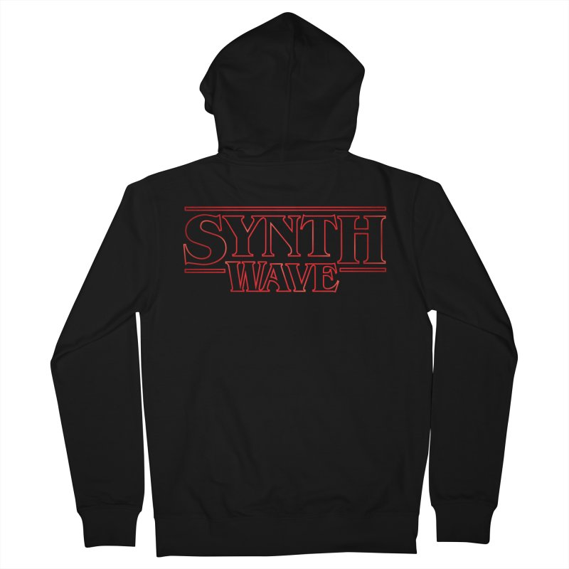 "Stranger ""Synthwave"" Things Women's Zip-Up Hoody by Signalnoise Threadless Store"