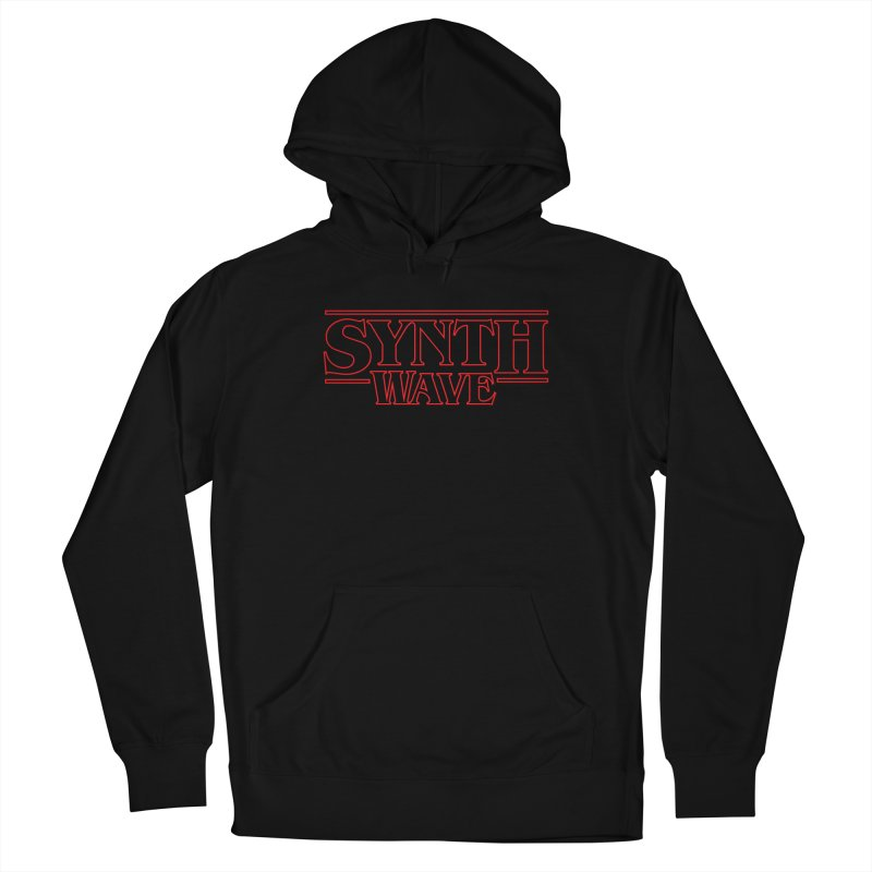 "Stranger ""Synthwave"" Things Men's Pullover Hoody by Signalnoise Threadless Store"