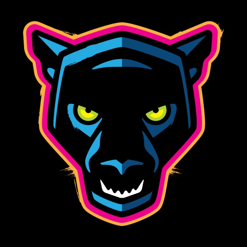 Panther! Women's Zip-Up Hoody by Signalnoise Threadless Store