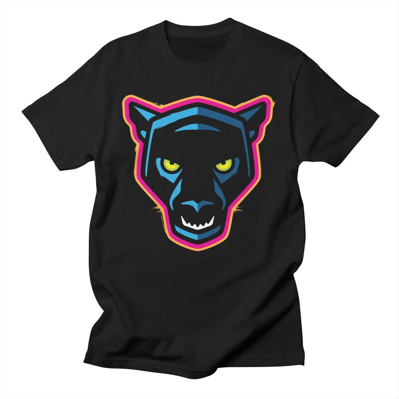 Panther! Men's T-Shirt by Signalnoise Threadless Store