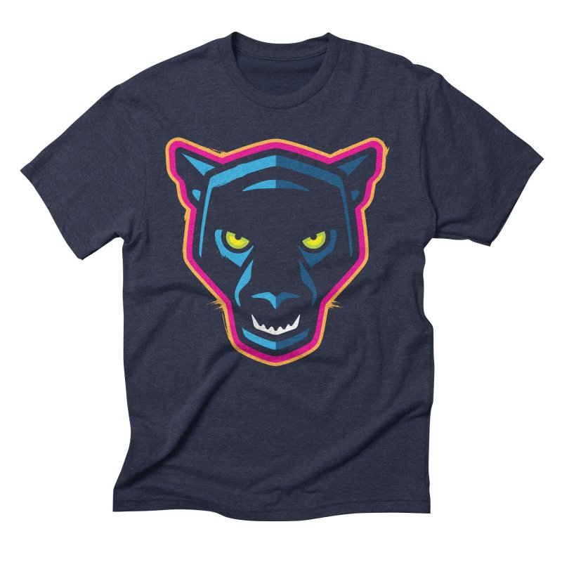 Panther! Men's Triblend T-Shirt by Signalnoise Threadless Store