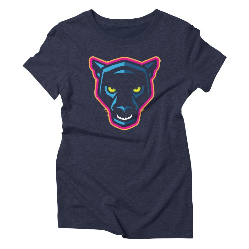 Panther! Women's by Signalnoise Threadless Store