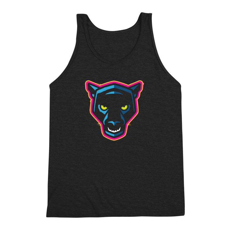 Panther! Men's Tank by Signalnoise Threadless Store